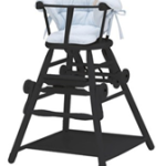Køb en god højstol du er tryg ved (foto traevarer.dk)