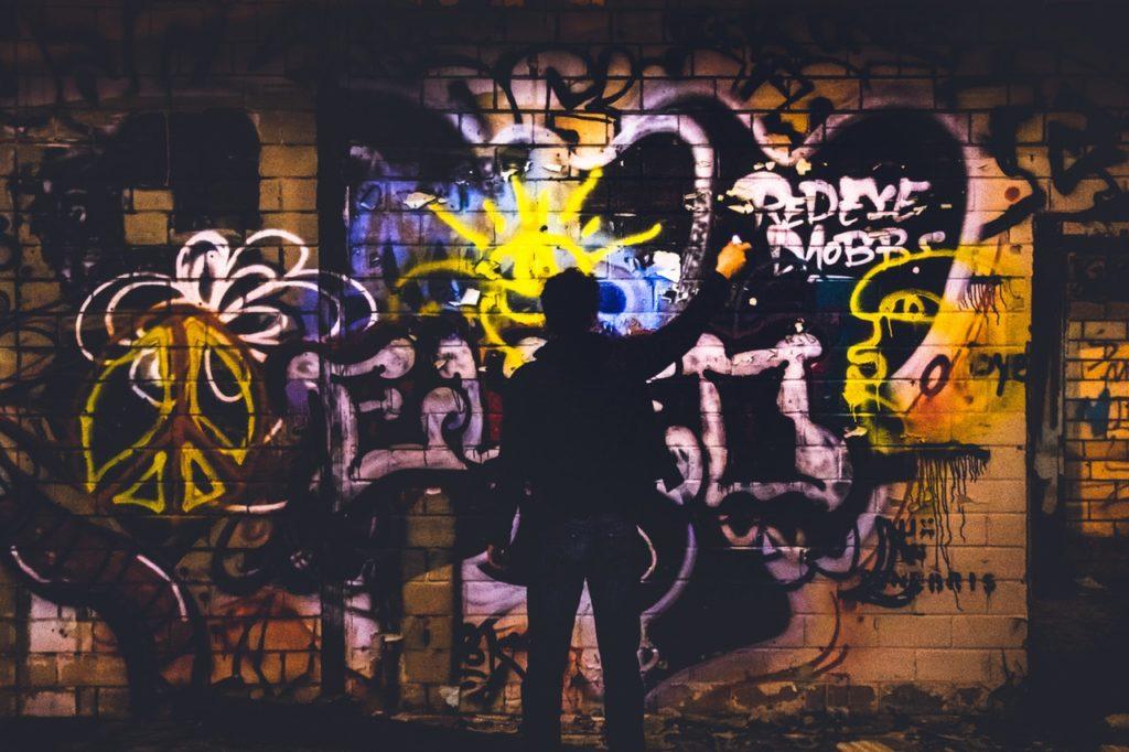 graffiti-fjern